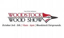 Prona Attending 29th Annual Woodstock Wood Show